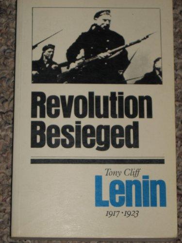 9780906224199: Lenin the Revolution Besieged 1923 (v. 3)