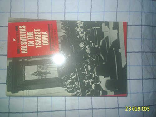 Bolsheviks in the Tsarist Duma.: Badayev, A