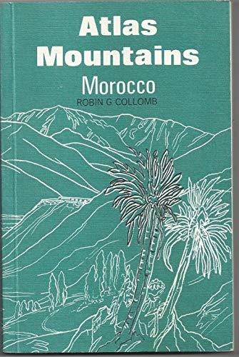Atlas Mountains, Morocco (Paperback): Robin G. Collomb