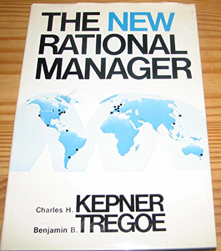 9780906237212: The New Rational Manager