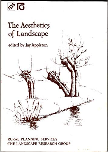 9780906269039: Aesthetics of Landscape: Symposium Proceedings (Rural Planning Services Ltd. publication)