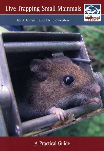 9780906282540: Live Trapping Small Mammals (Mammal Society Occasional Publications)