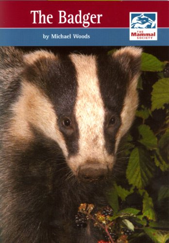 The Badger (Mammal Society Species Series): Michael Woods