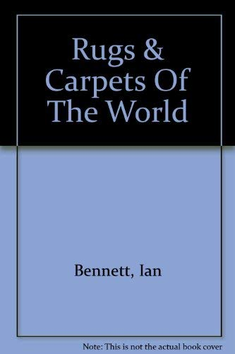 9780906289617: Rugs and carpets of the world
