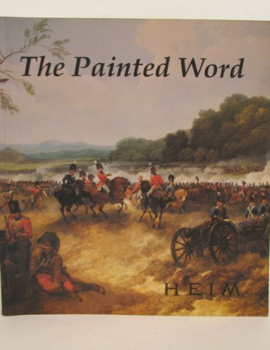 9780906290248: The Painted Word: British History Painting, 1750-1830