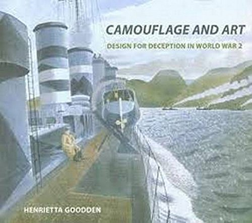 9780906290873: Camouflage and Art - Design for Deception in World War II