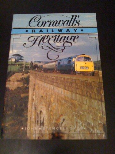 9780906294161: Cornwall's Railway Heritage