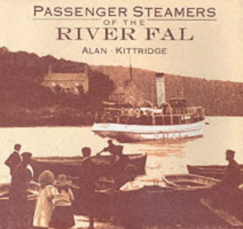 Passengers steamers of the River Fal