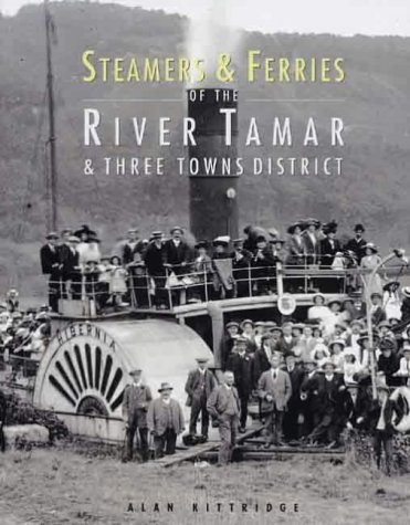 9780906294543: Steamers and Ferries of the River Tamar and Three Towns District