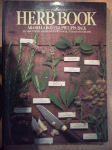 9780906320860: The Herb Book
