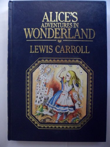 Alice's adventures in Wonderland ; and, Through: Lewis Carroll