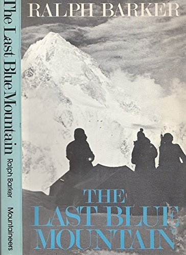 The Last Blue Mountain (Essentials 2) (9780906371053) by Barker, Ralph