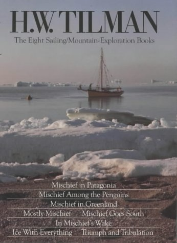 Eight Sailing/Mountain-Exploration Books