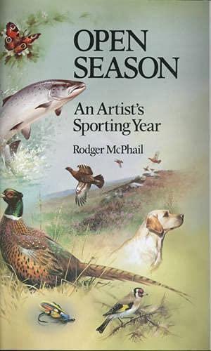 9780906393680: Open Season: An Artist's Sporting Year