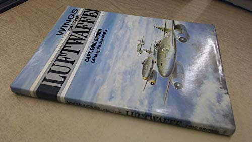 Wings of the Luftwaffe (0906393884) by Eric Brown