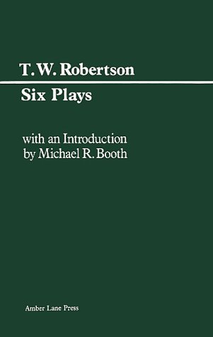 9780906399170: Six Plays: Society, Ours, Caste, Progress, School, Birth