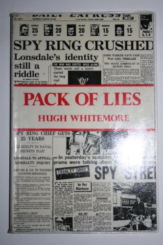Pack of Lies (Plays): Whitemore, Hugh
