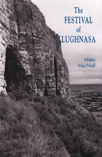 The festival of Lughnasa: A study of: Maíre MacNeill
