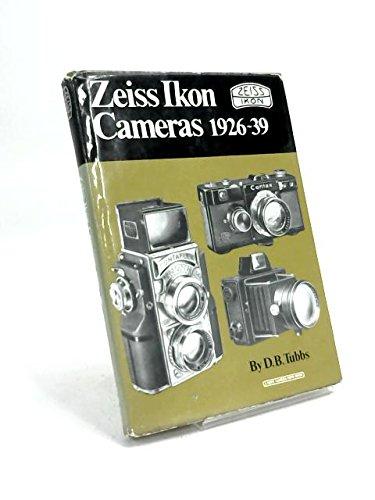 9780906447215: Zeiss Ikon Cameras, 1926-39
