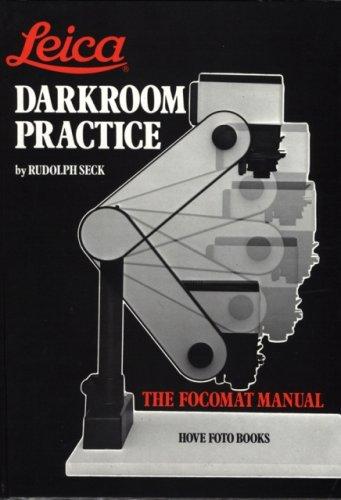 Leica Darkroom Practice: Rudolf Seck