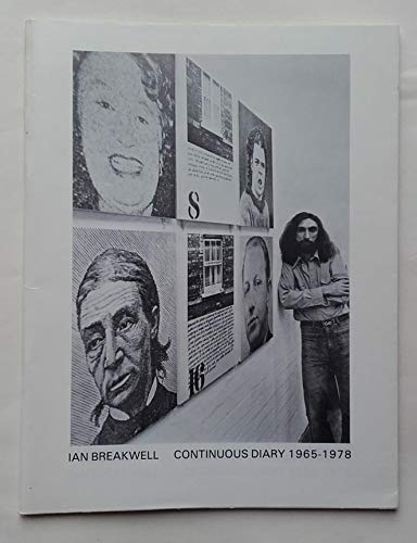 CONTINUOUS DIARY AND RELATED WORKS 1865-1978, CIRCUS: No author.