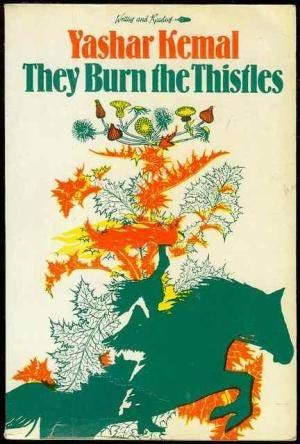9780906495476: They Burn the Thistles
