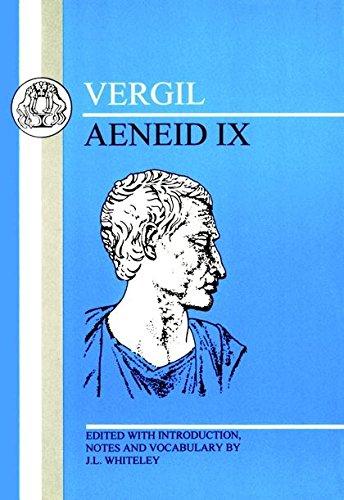 9780906515389: Virgil: Aeneid IX (Latin Texts) (Bk. 9)