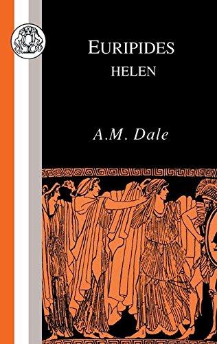 9780906515983: Euripides: Helen