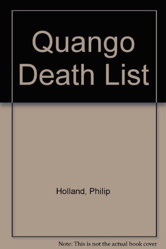 Quango Death List: Holland, Philip