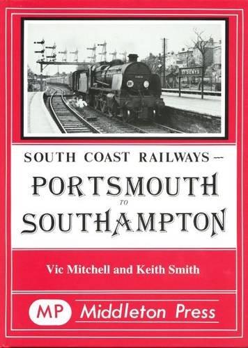 Portsmouth to Southampton: Mitchell, Vic; Smith, Keith