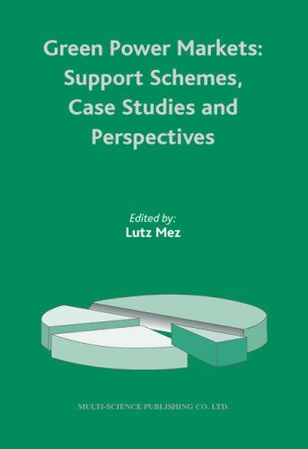 9780906522592: Green Power Markets: Support Schemes, Case Studies and Perspectives
