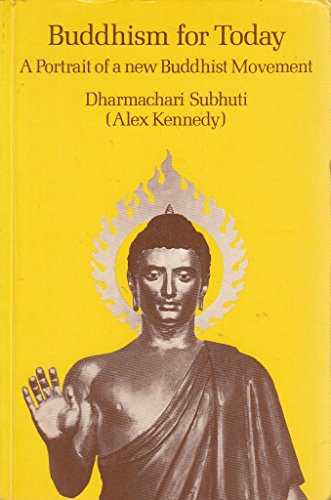 Subhuti Buddhism for Today cover art
