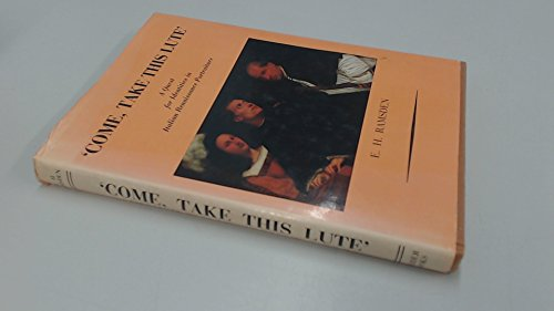 Come, Take This Lute: A Quest for Identities in Italian Renaissance Portraiture