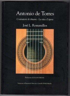 9780906540855: Antonio De Torres, Guitar Maker: His Life and Work (A Nadder book)