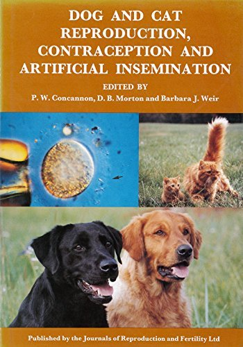 9780906545171: Dog and Cat Reproduction, Contraception and Artificial Insemination (Journal of reproduction & fertility)