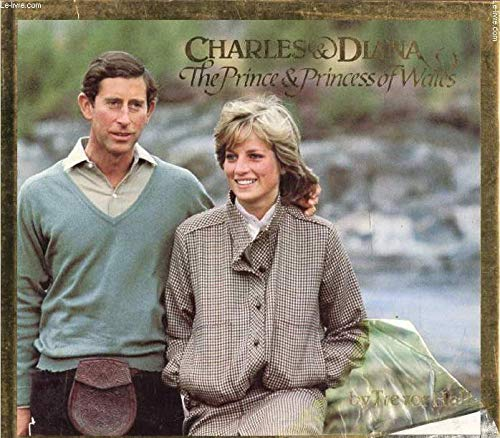 Charles and Diana: Prince and Princess of: HALL,Trevor