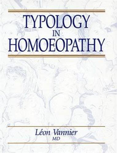 9780906584309: Typology in Homoeopathy (The Beaconsfield homoeopathic library)