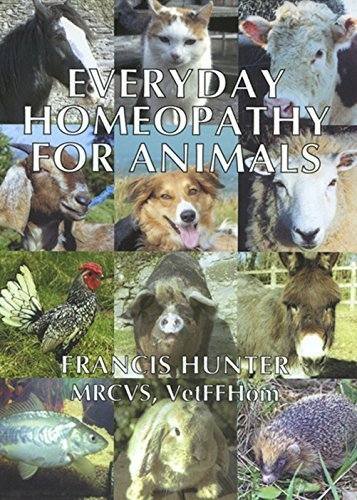 9780906584545: Everyday Homeopathy for Animals (Beaconsfield Homoeopathic Library)