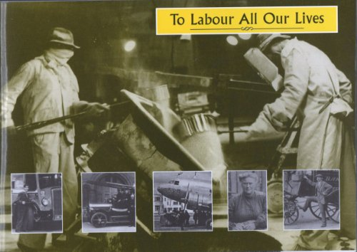 To Labour All Our Lives: Old Photographs of Working Lives in the Falkirk Area (0906586895) by Sheila Young