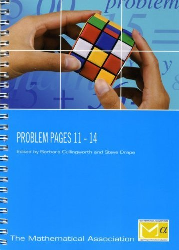 9780906588529: Problem Pages 11 to 16