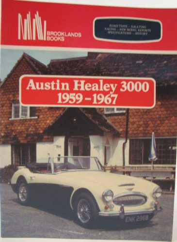 9780906589649: Austin Healey 3000 1959 - 1967