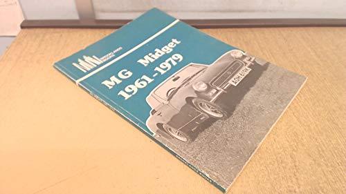 MG Midget 1961-1979 (Brooklands Books): R. M.Clarke