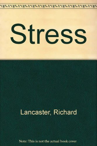 9780906607398: Stress