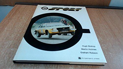 Sport / Opel in Motorsport: Bishop, Hugh; Holmes, Martin; and Robson, Graham