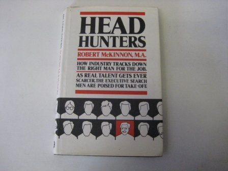 9780906619100: Headhunters