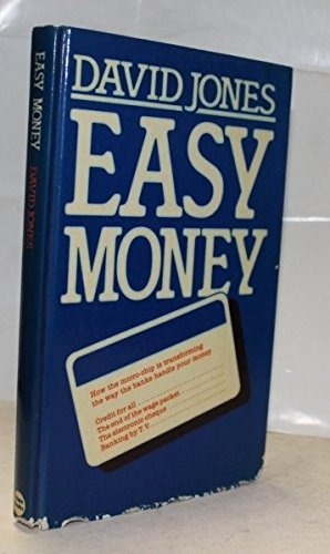 Easy Money (9780906619117) by David Jones