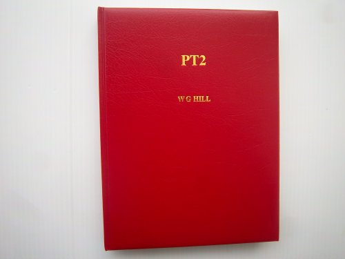 PT 2 The Practice: Freedom and Privacy Tactics, a Reference Handbook (SCOPE Special Report) (v. 2) (0906619408) by W.G. Hill