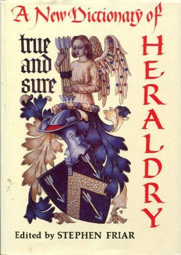 9780906670446: A New Dictionary of Heraldry