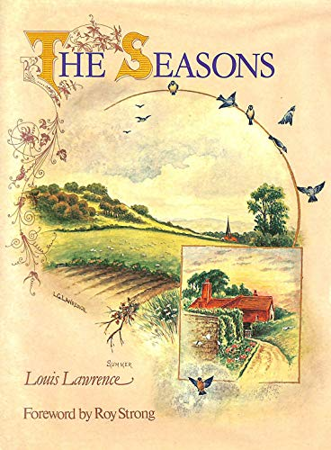 9780906671221: The Seasons by Lawrence, Louis (1981) Hardcover