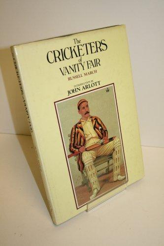 9780906671528: The cricketers of Vanity fair